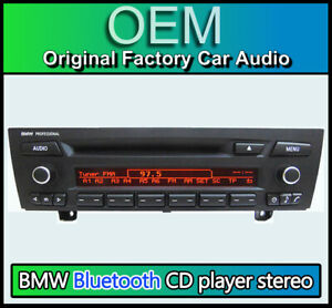 Details about BMW Professional CD player, 3 Series Bluetooth radio BMW E90  E91 E92 E93 AUX USB
