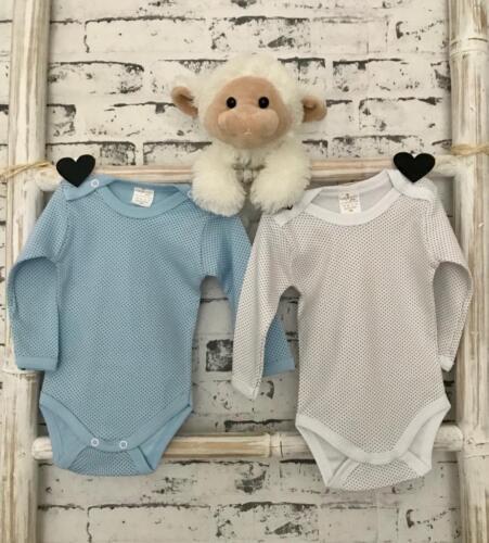 2er Baby Body Langarm Set Jungen Mädchen Baumwolle 56 62 74 80 86 92 98 Paket