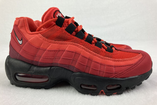 Size 4 - Nike Air Max 95 Habanero Red 2019 for sale online   eBay