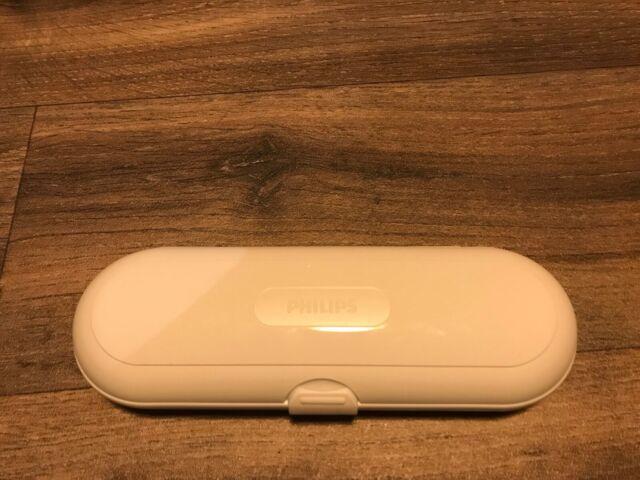 Reiseetui für Schallzahnbürste, weiß, Original Philips Electronics, Neuware