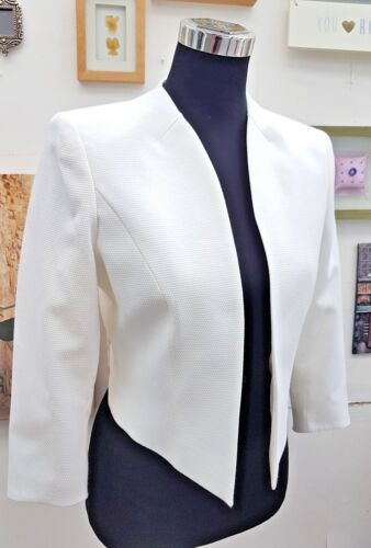 Tailor In Blazer Eight Colour To Jacket Size 8 16 Ivory Tabitha Phase Texture wqHTqx