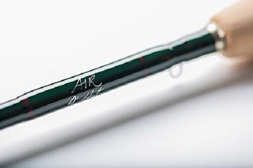 NEW WINSTON AIR 486-4 8'6  4 WEIGHT FLY ROD + WARRANTY, TUBE FREE  LINE