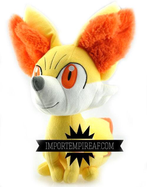Pokemon XY fennekin groß 40 cm  Plüsch Schneemann 15  Plush Plüsch doll delphox  | Öffnen Sie das Interesse und die Innovation Ihres Kindes, aber auch die Unschuld von Kindern, kindlich, glücklich