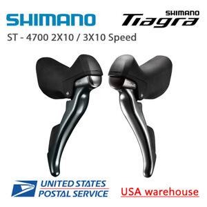 SHIMANO TIAGRA ST 4700 shifter Dual Control Lever 2x10s 20 Speed road bike