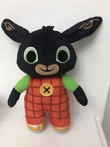 Bing Talking Bing Bunny 30 cm plush soft toy