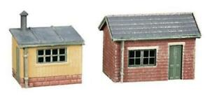 Ratio-237-N-Gauge-Lineside-Huts-Kit
