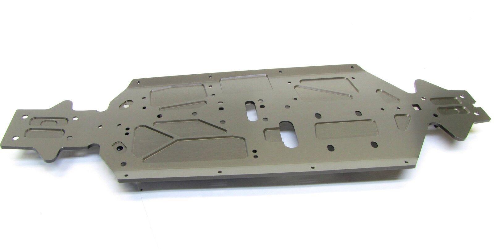 MBX8 Châssis Plaque (E2423; 3mm Marmite Couverdee Aluminium Mugen E2021