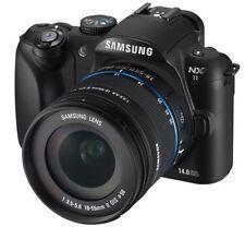 "Samsung NX11 14.6 MP Digital Camera w/18-55mm II OIS Lens, 3"" AMOLED VGA Display"