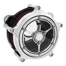 RSD Clarity Luftfilter Chrom, f. Harley - Davidson XL 91-13 m. CV o.Delphi