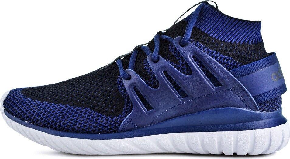 Adidas  Originals tubular Nova primeknit De los hombres Trainers azul Deportes fashion zapatos  tienda