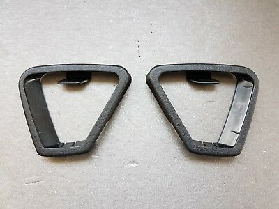 Genuine Mercedes-Benz W124 coupe belt giver covers A1246920859 A1246920759