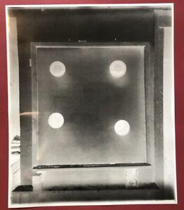 Klaus Beck, due riscontri, Photo lavoro, 1994, firmato a mano e datata
