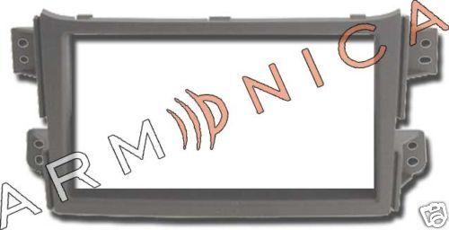Mascherina adattatore radio DOPPIO DIN-Opel Agila B dal 2008