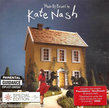 KATE NASH - Made Of Bricks (UK 12 Track CD Album)