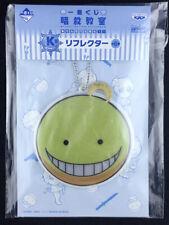 Assassination Classroom Cosplay Costume Koro-Sensei Right Face V1 Key Ring