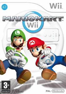 Mario-Kart-Wii-Nintendo-Wii-Nuovo-di-zecca-lo-stesso-giorno-di-spedizione-1st-Class-consegna-super