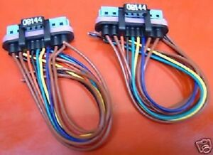 s l300 7 3l powerstroke glow plug injector wiring harness pigtail 97 03 1997 f350 engine wiring harness at reclaimingppi.co