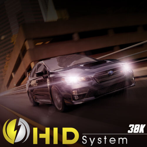 Hid Xenon 55W Headlight Conversion Kit Lamp Bulbs H1//H3//H4//H7//H11//9005//9006//9004