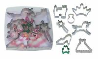 Princess Boxed Gift Set Cookie Cutters 8 Pc.
