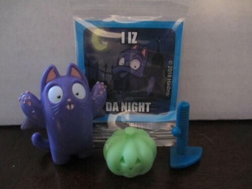 Perdu Chatons Boo-GER Bat cat green lanterne Jack-O Jouet série 2 cat figure