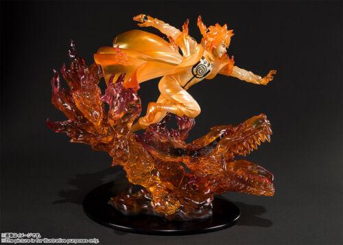 BANDAI Figuarts Zero Naruto MINATO Namikaze KURAMA Kizuna relazione VERSIONE JAPAN