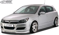 RDX Bodykit Opel Astra H Front Heck Ansatz Seitenschweller Dachspoiler ABS