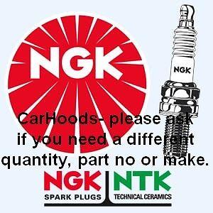 NGK D9EV GOLD PALLADIUM Spark Plug-Nuevo Más Disponible
