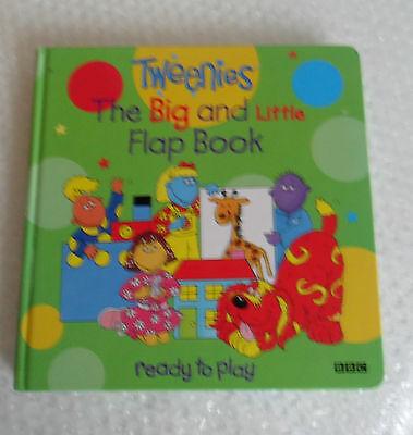 Tweenies~the Big & Little Flap Book ~ready To Play Jaarlijkse Koopjesverkoop