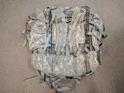 The One You Want ! ! Digital Camo Molle II Large Backpack COMPLETE!
