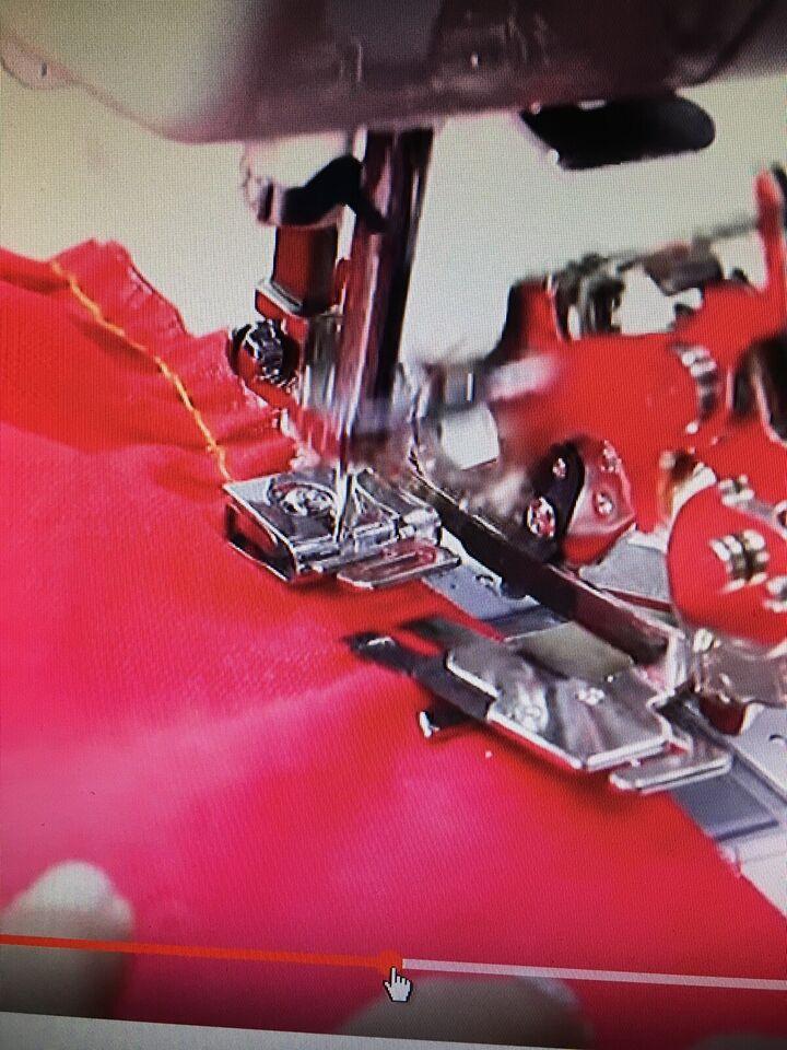Tilbehør til symaskine