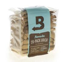 Boveda 72% 2-Way Humidity Control, Large 20-Pack Bulk Brick