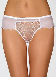 Lacy White Panties