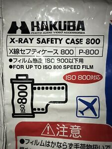 2 Hakuba X Ray Bag Protection Film Roll Until 800 Iso