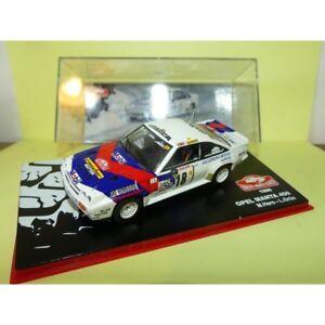 OPEL-Manta-400-Rallye-Monte-Carlo-1986-heroe-ALTAYA-1-43-3eme
