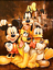 5D-DIY-Diamond-Painting-Disney-Family-Donald-Mickey-Wedding-Wizard-Full-Drill thumbnail 22