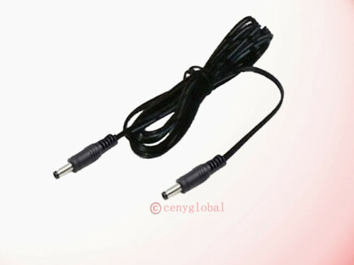 DC Power Cord Cable For Video AC Adaptor PV-DAC11 Panasonic Palmcorder Camcorder