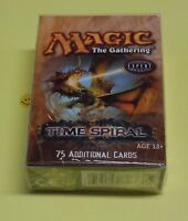 Mtg Magic Time Spiral Tournament Pack From Box Deck 75 Additional Cards