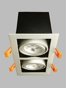ADJUSTABLE-DOUBLE-RECESSED-GRILLE-DOWNLIGHT