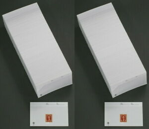 Quantity of 2000 Dealer Window stamp cards #102 (2 Boxes of 1000)  Unitrade