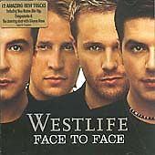 1 of 1 - Westlife - Face to Face (2005)
