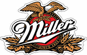 MILLER-Sticker-Decal-DIFFERENT-SIZES-Beer-Bumper-Window-Bar-Wall