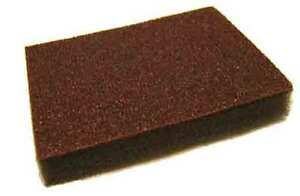 TRACK CLEANER SANDING PAD for G Gauge Scale Trains