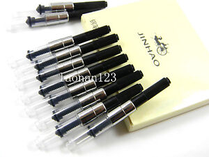 10pcs-Jinhao-Fountain-Pen-Ink-Converters-Ink