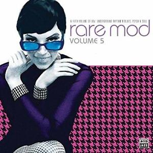 Rare-Mod-5-Various-Artists-NEW-12-034-VINYL-LP