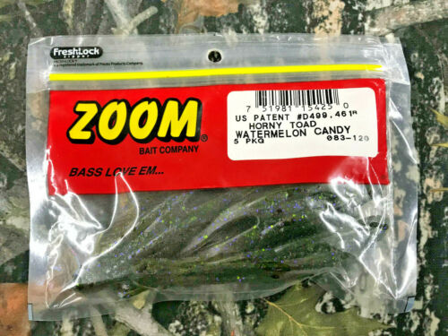 ZOOM HORNY TOAD WATERMELON CANDY
