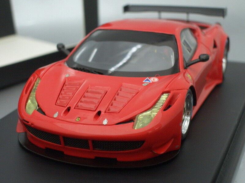 economico online 1 43 Fujimi FERRARI FERRARI FERRARI F458 ITALIA GT2 PRESENTATION modello 2011 (rosso)  si affrettò a vedere