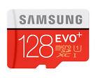 Samsung EVO Plus 128 GB, Class 10 (20MB/s) - MicroSDHC Card - Retail - (MB-MC128DA/EU)