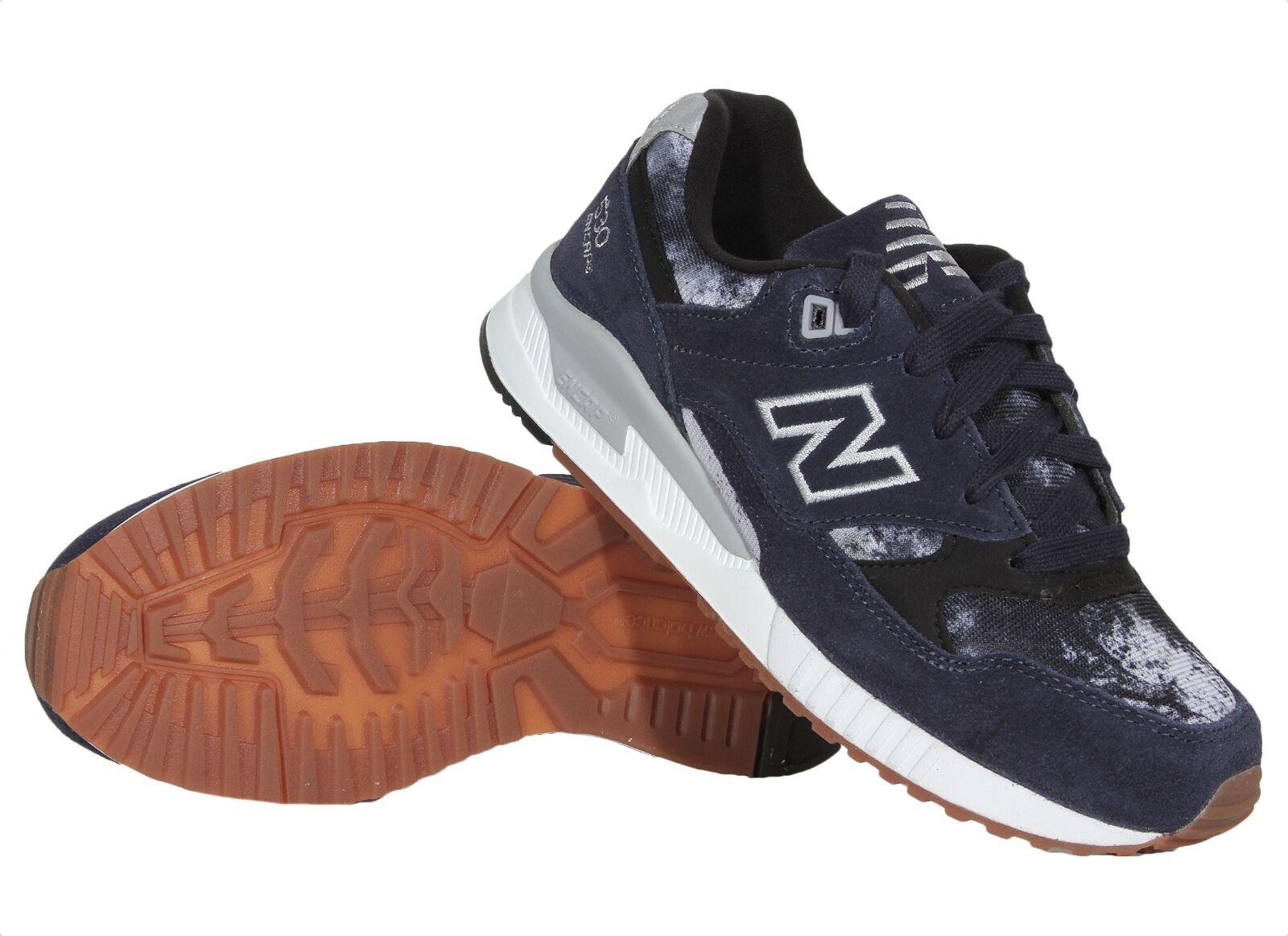 New balance balance balance 530 90S que se ejecuta Classics para Mujer Zapatos de entrenamiento W530BNA Mediano (B, M)  Felices compras
