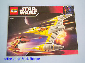 Lego--7660 Star Wars Bauanleitung Nur Bauanleitung