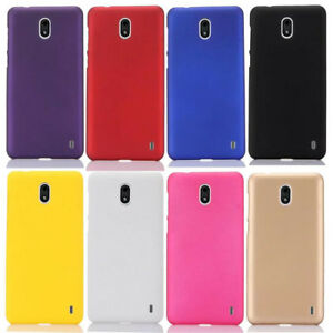 new arrival 53280 34a16 Details about For Nokia 2 Matte Rubberized Snap On hard case back cover